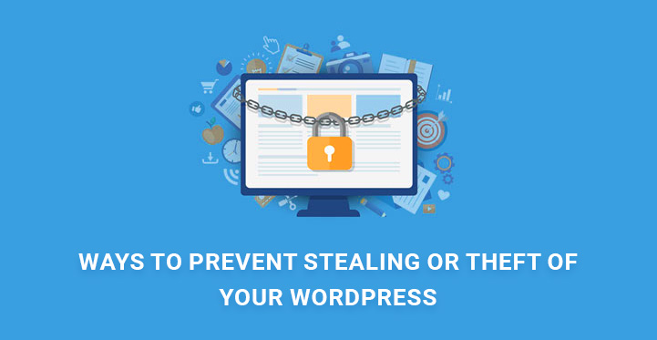 prevent stealing theft WordPress website images