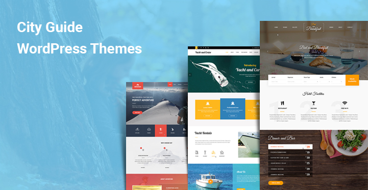 6 City Guide WordPress Themes for Tour Travel Guides Advisors Itinerary