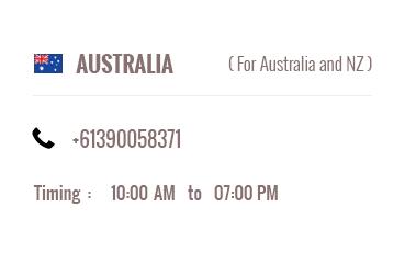 Australia Support